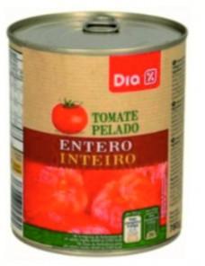 DIA TOMATE INTEIRO 780GR