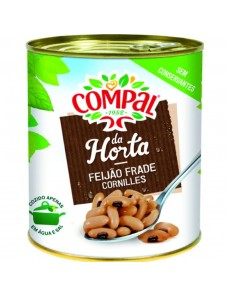 COMPAL FEIJAO FRADE 845GR LT