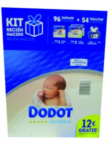 DODOT KIT PP SENSITIVE