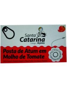 Santa Catarina Atum Molho de Tomate 120g