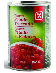 DIA TOMATE PEDACOS 390GR