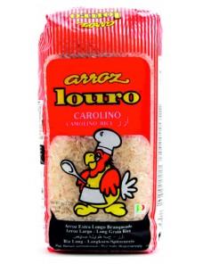 LOURO ARROZ CAROLINO 1KG