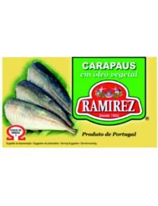 RAMIREZ CARAPAUS EM OLEO 90GR